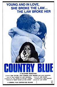 Movie downloads for free Country Blue by Sergio Grieco [720