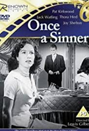 Once a Sinner Poster