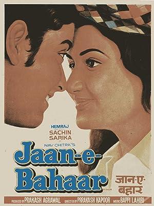 Jaan-E-Bahaar movie, song and  lyrics