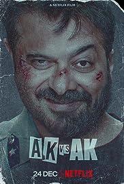 AK vs AK Poster
