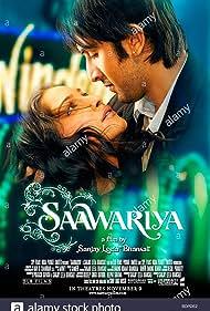 Ranbir Kapoor and Sonam Kapoor in Saawariya (2007)