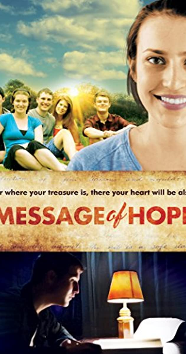 Subtitle of Message of Hope