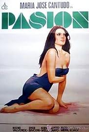 Pasión Poster