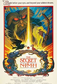 The Secret of NIMH (1982) Poster - Movie Forum, Cast, Reviews