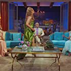 Andy Cohen, Ashley Darby, Gizelle Bryant, and Monique Samuels in The Real Housewives of Potomac (2016)