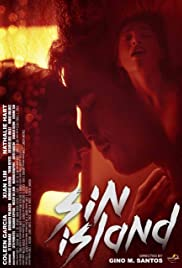 Sin Island Poster