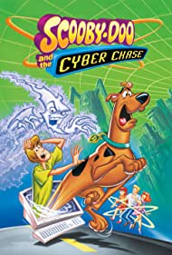 Grey Griffin, Scott Innes, Gary Anthony Sturgis, B.J. Ward, and Frank Welker in Scooby-Doo and the Cyber Chase (2001)