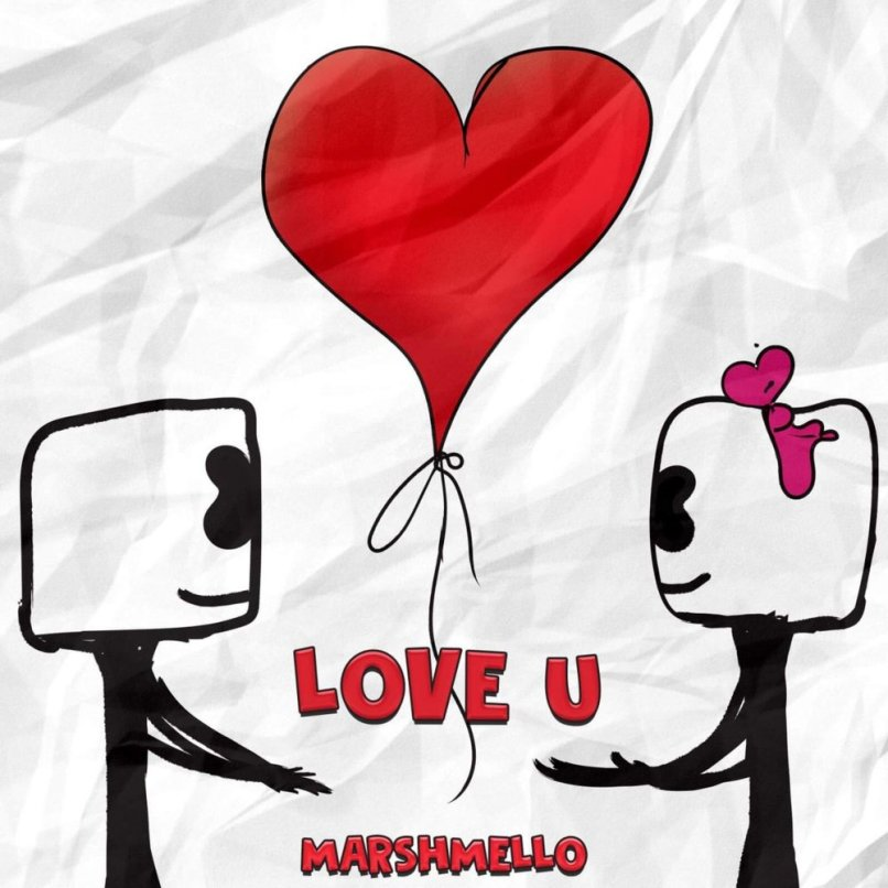 marshmello love u 2018