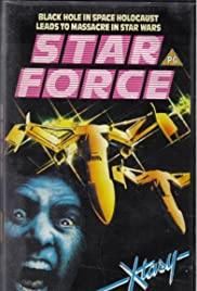 Star Force: Fugitive Alien II(1987) Poster - Movie Forum, Cast, Reviews