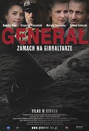 General. Zamach na Gibraltarze Poster