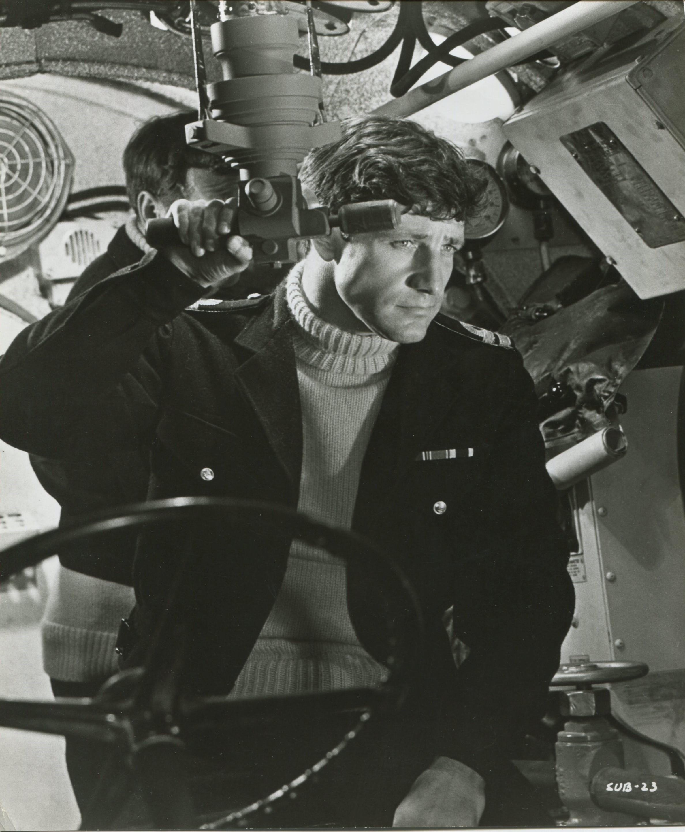 Norman Bowler in Submarine X-1 (1968)