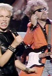 1985 MTV Video Music Awards Poster