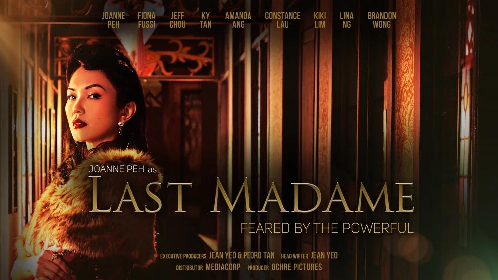 Last Madame (TV Series 2019) - IMDb