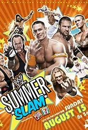 WWE: Summerslam Poster