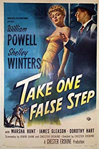 Take One False Step USA