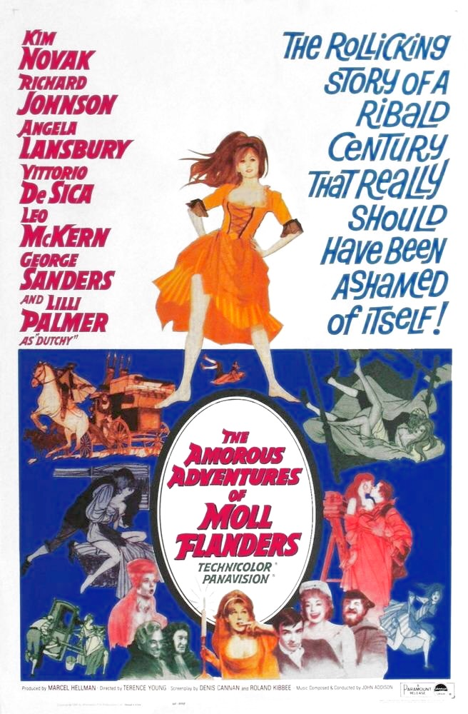 The Amorous Adventures of Moll Flanders (1965)