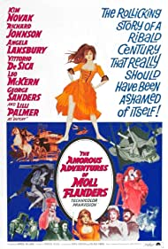 The Amorous Adventures of Moll Flanders (1965) Poster - Movie Forum, Cast, Reviews