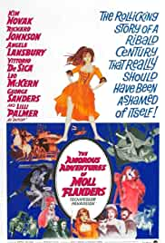 Watch Movie The Amorous Adventures Of Moll Flanders