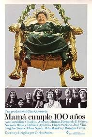 Mamá cumple 100 años Poster - Movie Forum, Cast, Reviews
