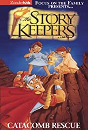 The Story Keepers Poster
