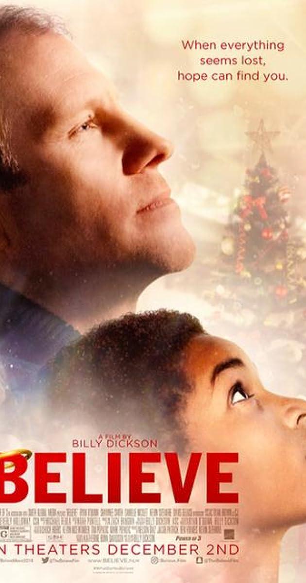 believe 2016 imdb - Believe Christmas Song