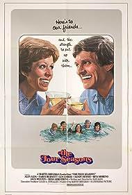 Alan Alda and Carol Burnett in The Four Seasons (1981)