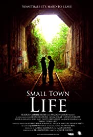 Small Town Life Poster