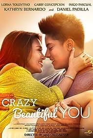 Kathryn Bernardo and Daniel Padilla in Crazy Beautiful You (2015)
