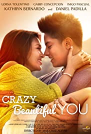 Crazy Beautiful You (2015) 720p