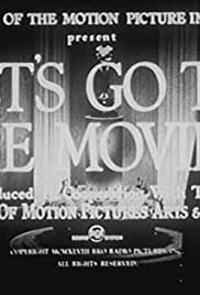 Let's Go to the Movies Poster