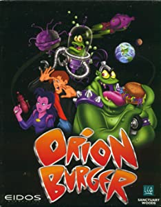 Dvd downloadable movies Orion Burger by none 2160p]