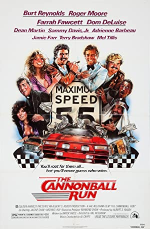 Watch The Cannonball Run 1981 free online