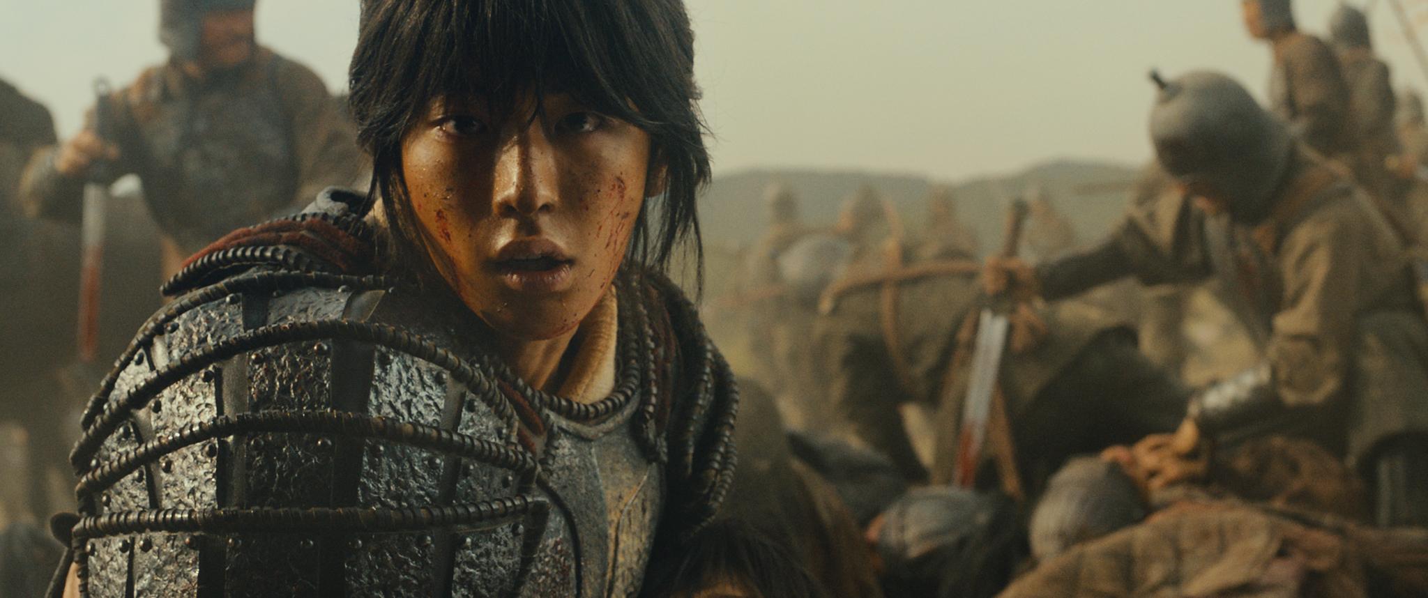 Nam Joo-Hyuk in Ansisung (2018)