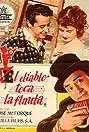 El diablo toca la flauta (1953) Poster