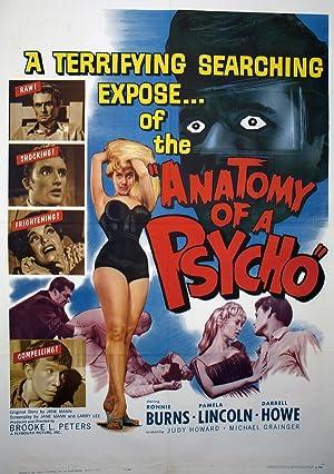 Where to stream Anatomy of a Psycho