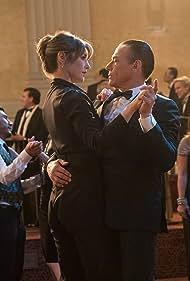Jean-Claude Van Damme and Kat Foster in Jean-Claude Van Johnson (2016)