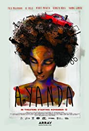 Ayanda and the Mechanic Poster