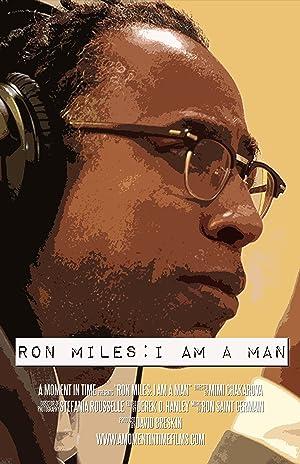 Ron Miles: I Am A Man