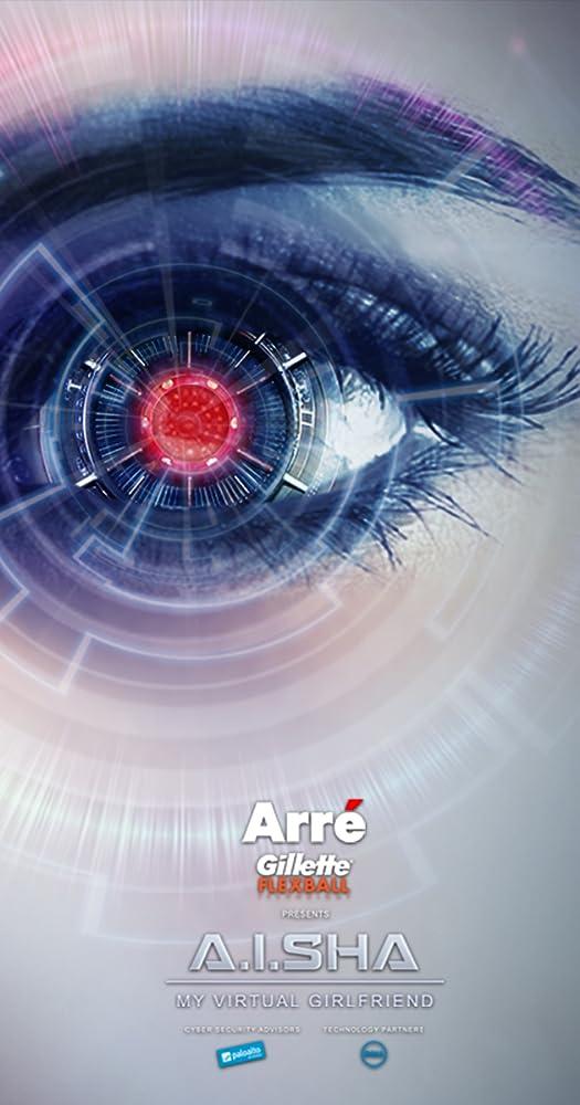A.I.SHA: My Virtual Girlfriend (2016)