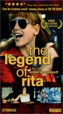 Where to stream The Legend of Rita