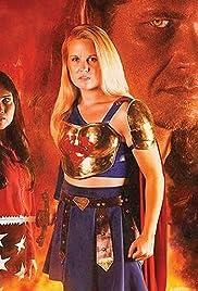 Girl Unburdened Poster