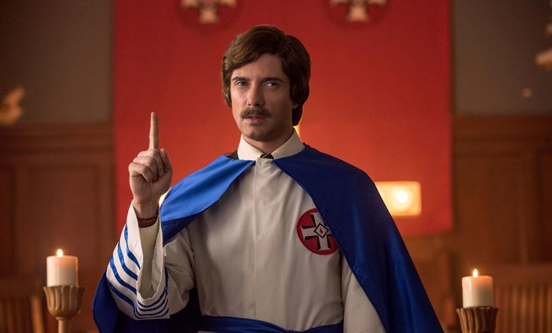 Topher Grace in BlacKkKlansman (2018)