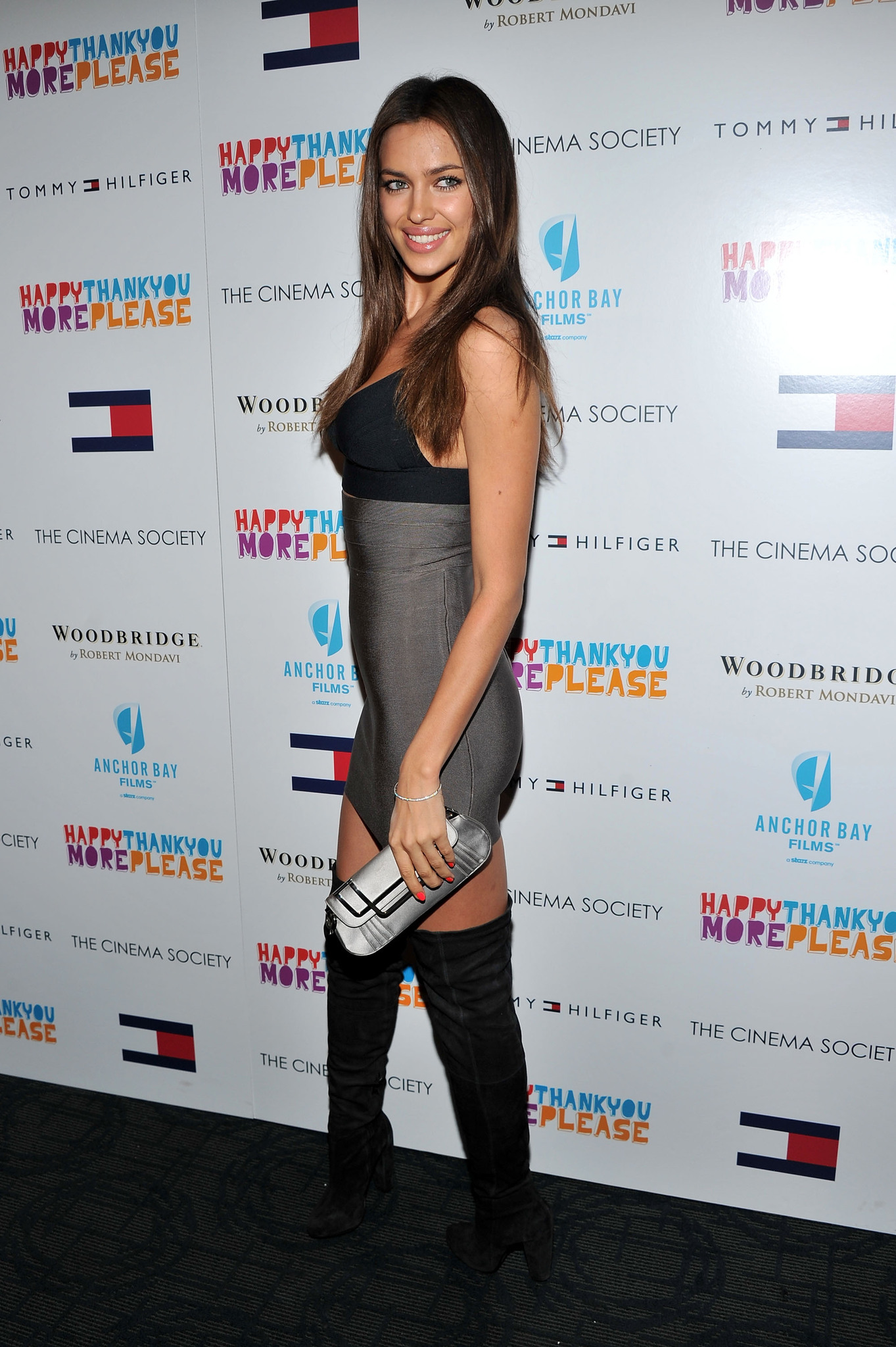 Irina Shayk at an event for Happythankyoumoreplease (2010)