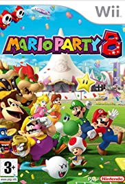 Mario Party 8(2007) Poster - Movie Forum, Cast, Reviews