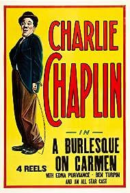 Charles Chaplin in A Burlesque on Carmen (1915)