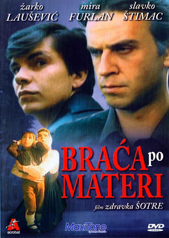Mira Furlan, Zarko Lausevic, and Slavko Stimac in Braca po materi (1988)