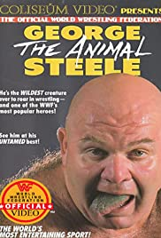 George the Animal Steele Poster