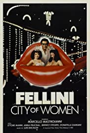 City of Women (1980) Poster - Movie Forum, Cast, Reviews