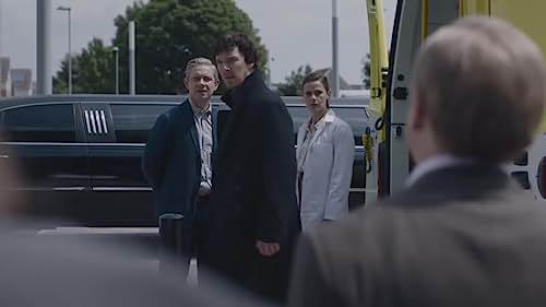 "Watch a preview of ""Sherlock"" Season 4."