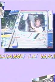Madame le maire Poster